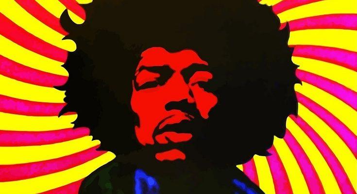 Psicodelia Jimi Hendrix