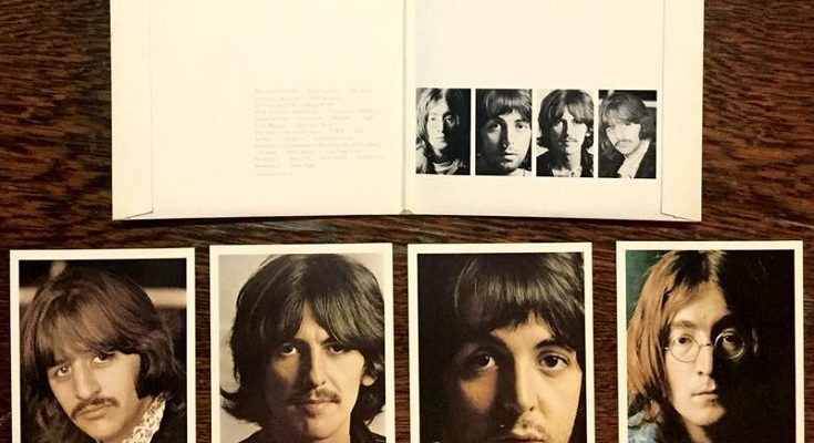 The Beatles: album blanco